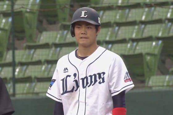 埼玉西武が高木渉外野手と支配下選手契約 背番号「73」 今季は育成で結果残す