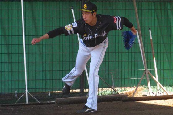 福岡ソフトバンクが2選手を戦力外に。2017年ドラ1吉住晴斗は高卒わずか3年での通告に