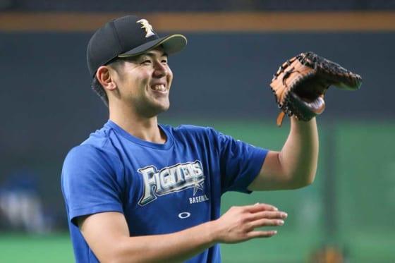 北海道日本ハム、清水がヘルニア手術と発表 試合復帰まで3か月、開幕は絶望的