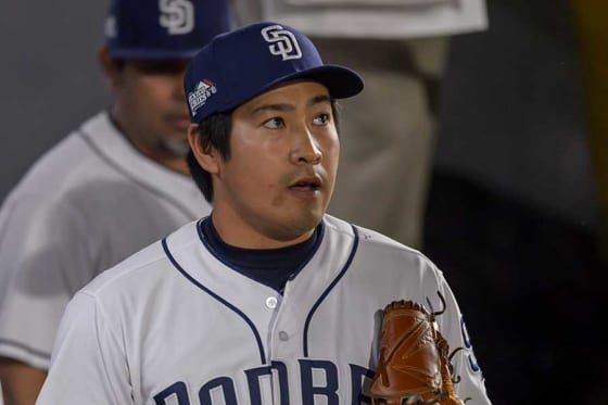 牧田和久がパドレスから戦力外 MLB公式「他球団が獲得する可能性も低い」