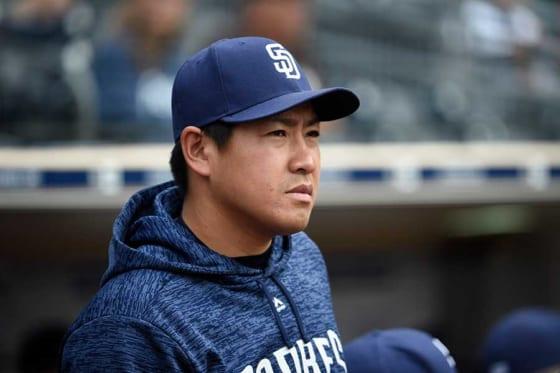 【MLB】パドレス傘下3Aの牧田和久、来春キャンプ招待選手の第1弾8人から外れる
