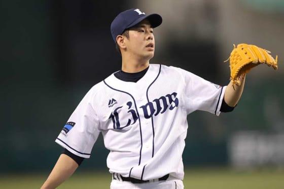 埼玉西武、多和田真三郎と支配下選手契約を締結 「一生懸命、責任を持って頑張ります」