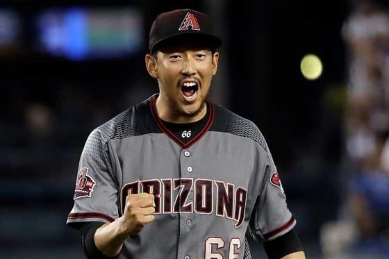 【MLB】平野佳寿、スプリットで2者連続空振り三振 3者凡退で3試合連続無失点