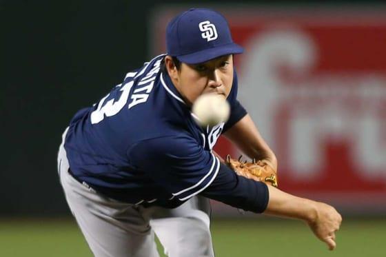 """MLBで現在「最もエゲツないボール」、牧田和久の""""魔球""""も現役選手の票を獲得"""