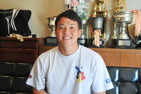【ドラフト】北海道日本ハムが3位で日本通運の155キロ右腕・生田目翼を指名