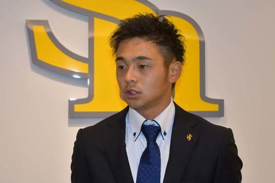 福岡ソフトバンク川瀬晃が1軍13試合でアップ査定 それでも「悔しい思いはあった」