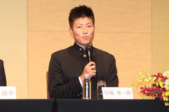 """東北楽天3位引地秀一郎が""""闘将魂""""を胸に抱く壮大な夢 「田中さんが24連勝したので」"""