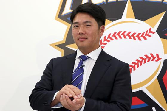 北海道日本ハムが7選手と契約を更改 今季9本塁打の横尾は800万円増