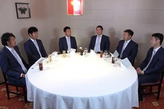 今季優勝の埼玉西武がファンクラブ特典DVDを撮影 普段は見られない気さくな一面も