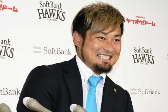 鷹・森が1.5億円の大幅増、中村は4年契約、東北楽天松井は…22日の主な契約更改
