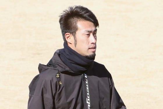 北海道日本ハム秋吉が新天地でキャリアハイ狙う 「下からはい上がっていきたい」