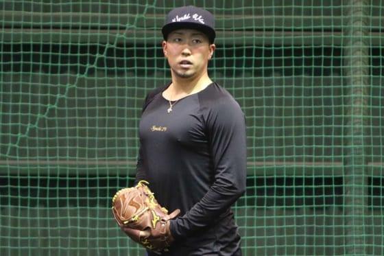 北海道日本ハム井口、課題の左打者対策へ…カットボールの精度向上が鍵「武器に」