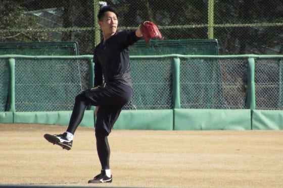 埼玉西武伊藤が新成人の誓い、菊池移籍でローテ入り狙う 「逃さないようにしたい」