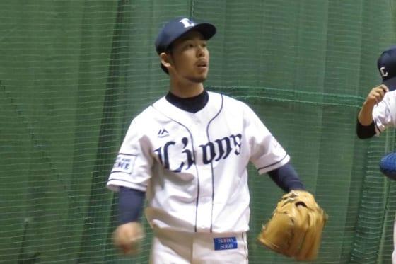 埼玉西武本田圭佑、先発ローテ奪取へ猛アピール 「自分のできることをやって1軍に」