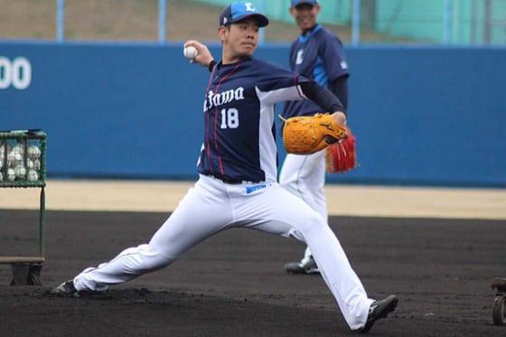 埼玉西武多和田が体調不良のため宿舎で静養 球団が発表