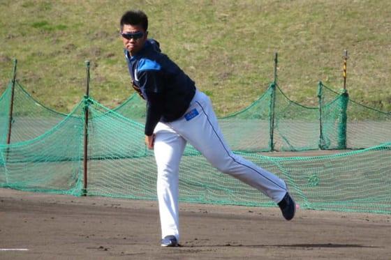 埼玉西武榎田、左肩の張りで戦線離脱…伊藤、呉念庭がA班合流