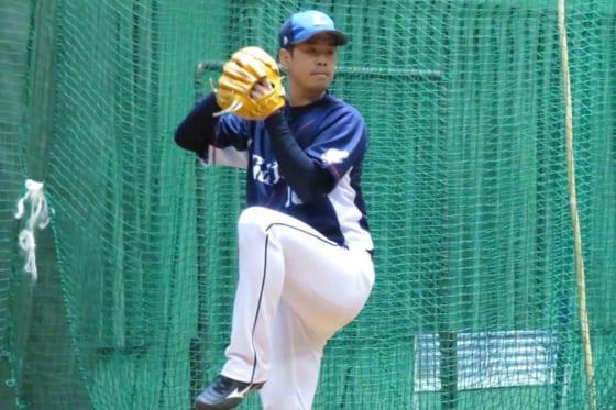 静養中だった埼玉西武多和田が1日で練習復帰 4クールの紅白戦に意欲「投げたい」