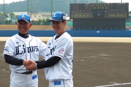 埼玉西武、開幕投手は多和田に決定! 辻監督サプライズ発表に「選手気付かなかった」