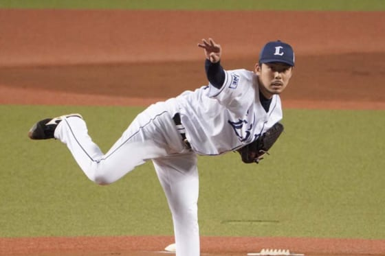 埼玉西武本田、自己最長7回1/3も4失点反省「防げる失点も。もったいなかった」
