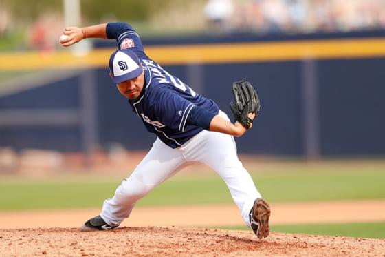 【MLB】メジャー登板なく戦力外の牧田和久、再び傘下2A所属に パドレスが発表