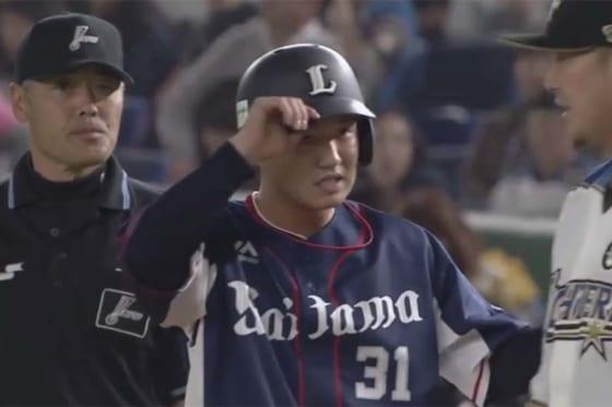 埼玉西武ドラ7佐藤「一生懸命走って」嬉しいプロ初安打 「ホッとした気持ち」