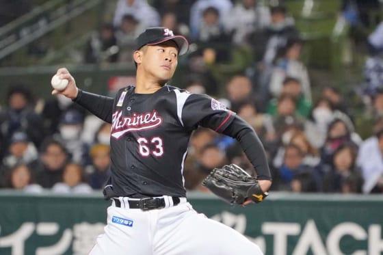 千葉ロッテ種市が記録した日本人投手タイの記録とは? 最多は福岡ソフトバンクの守護神