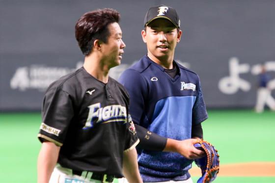 北海道日本ハム鶴岡コーチが期待する宇佐見加入の効果「あの2人がどう思うか…」