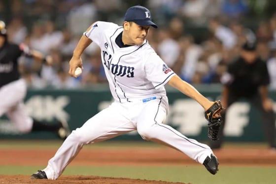 埼玉西武平井、自身初70試合登板も吉田正被弾に苦笑い「節目の試合で打たれる」