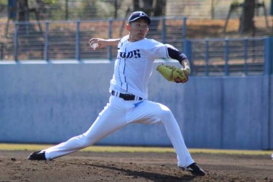 埼玉西武、アジアウインターリーグ派遣5選手を発表 粟津「自分のレベルアップに」