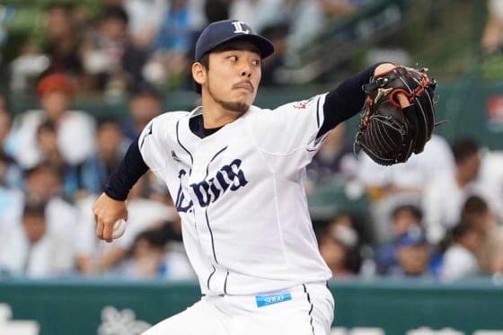 崖っぷち埼玉西武、先発・本田は2発に沈む 鷹の勢い止められず4回途中3失点で降板