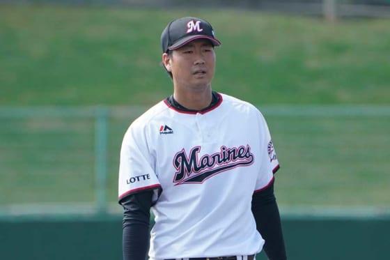 千葉ロッテ、松田が急性腰痛でキャンプ離脱を発表 全治約2週間で7日からリハビリへ