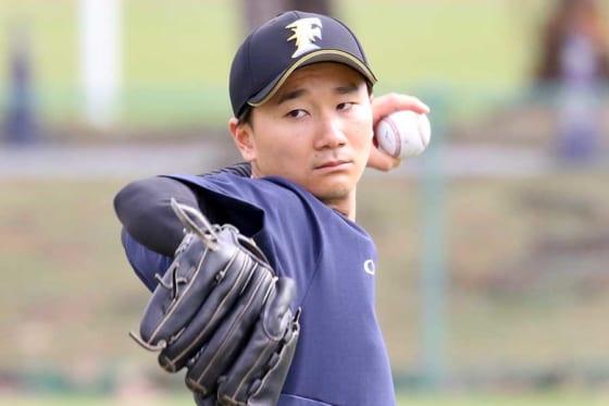北海道日本ハム、東大出身の宮台康平ら4選手に戦力外通告 通算1試合の登板に留まる