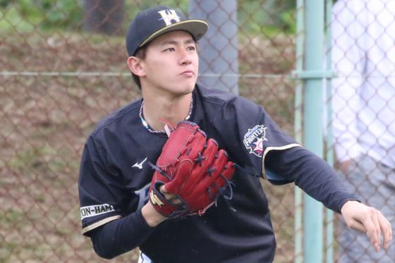 北海道日本ハムが高山優希、鈴木遼太郎、姫野優也と育成契約締結を発表