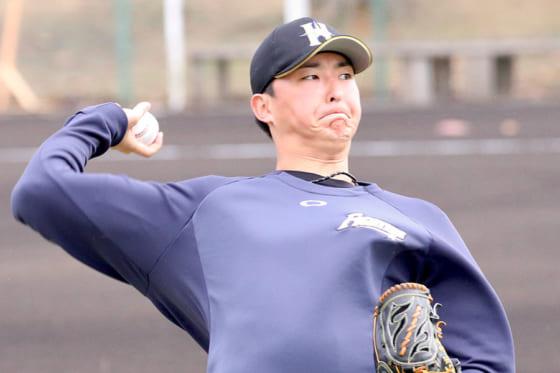 北海道日本ハム石川直がトミー・ジョン手術 ゲーム復帰まで12か月「将来のこと見据えて」