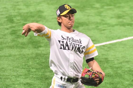 鷹・今宮健太、左ヒラメ筋損傷で復帰まで1か月半から2か月 レギュラーシーズン中の復帰は微妙