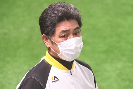 鷹・工藤公康監督、6番起用の川瀬晃を称賛 2安打2打点3出塁に「ナイスヒーロー」