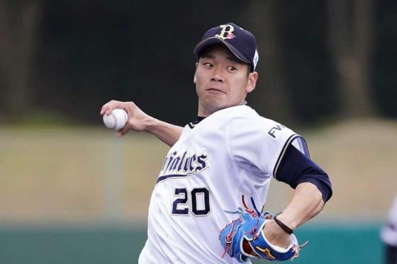 オリックスが育成選手の近藤大亮、東晃平、フェリペに戦力外通告