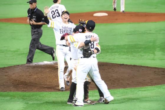 福岡ソフトバンクが3年ぶり19度目のリーグ優勝! コロナ禍での未曾有のシーズンを制す