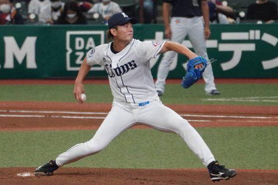 「最後まで投げるのが醍醐味」埼玉西武・今井達也が2年ぶりの完封で示した先発投手の誇り