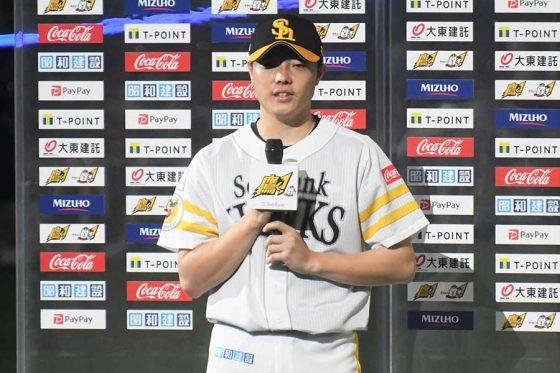 鷹・工藤監督も「本当に頼りになる」と信頼 11試合連続無失点の松本裕樹が担う重要な役割