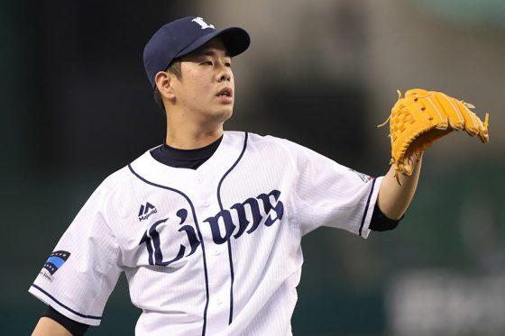 埼玉西武から戦力外の多和田「野球を続けていければ」 かつてのドラ1、2018年最多勝