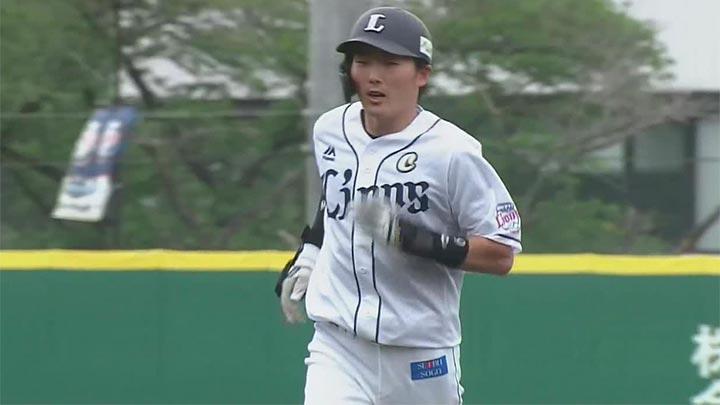 【ファーム】ブランドン&源田壮亮に本塁打が生まれた埼玉西武が降雨コールド勝ち