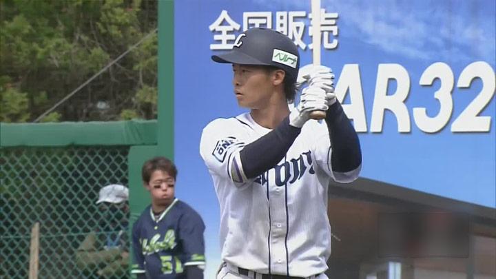 【ファーム】綱島龍生が2ラン含む3安打4打点! 本田圭佑は6回0封で今季初白星