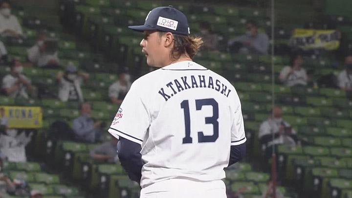 高橋光成が7回1失点で開幕から無傷の5連勝! 山川穂高は今季本拠地初本塁打