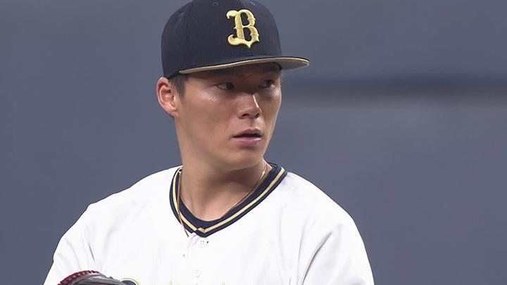 オリックス・バファローズ・山本由伸投手(C)パーソル パ・リーグTV