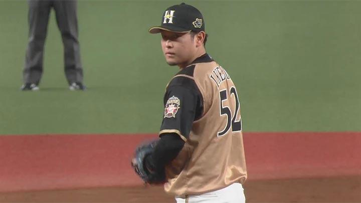 池田隆英が6回1失点で移籍後初勝利をマーク! 接戦を制し北海道日本ハムが3連勝