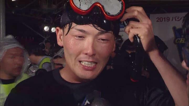 【祝勝会・ビールかけ2019 Part.2】源田壮亮、金子侑司、山川穂高、森友哉らの歓喜のコメント