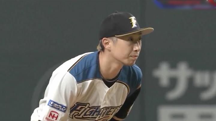 北海道日本ハムファイターズ・金子弌大投手(C)パーソル パ・リーグTV