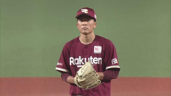 早川隆久が粘投で9勝目! 山崎剛が2安打1打点2盗塁と躍動した東北楽天が勝利