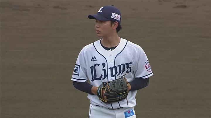 【ファーム】浜屋将太が7回無失点の快投。埼玉西武が完封リレーで勝利
